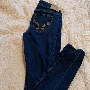 5s holluster skinny jeans